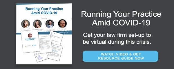 Running Your Practice Amid COVID-19