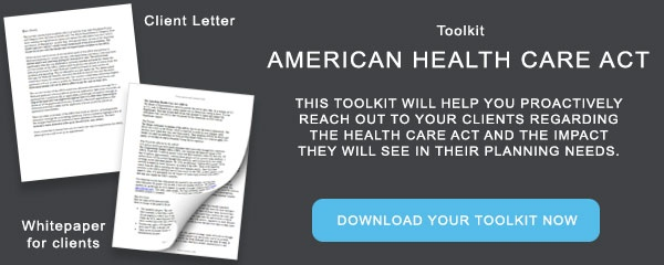 american health care act toolkit