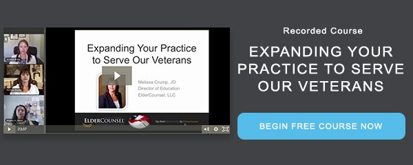 Recorded Course: Expanding Your Practice Serve Our Veterans