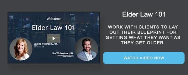 Elder Law 101