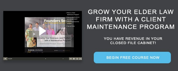 Grow Your Law Firm with a Maintenance Program