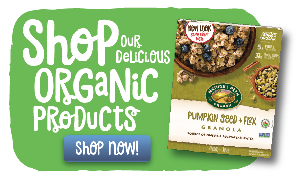 shop Nature's Path organic products