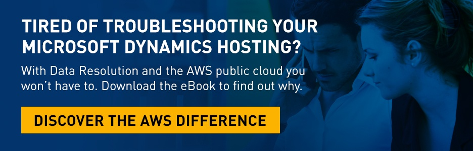 6 Key Considerations When Moving Dynamics to AWS