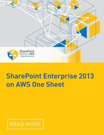 SharePoint-Enterprise_AWS