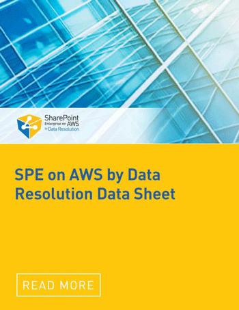 SPE_on_AWS-Data_Resolution