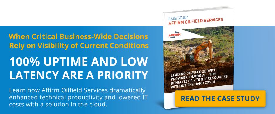Affirm Oilfield Services Case Study