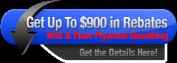 Plywood Sheathing Rebates