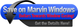 Buy 2 or More Marvin™ Windows   Get 10% Credit Towards Trim