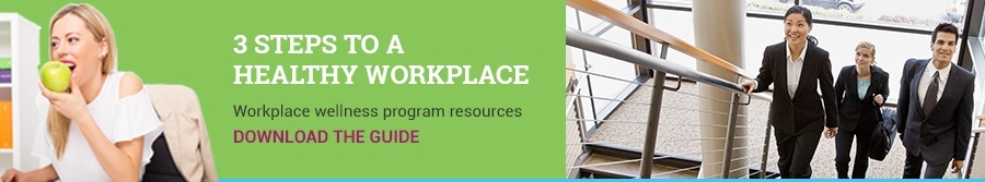 3 Steps to a Healthy Workplace - Download the Guide