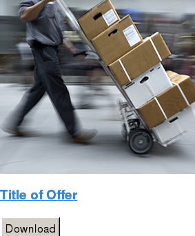 Title of Offer Download