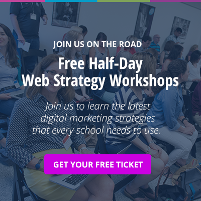 Webinar Download: 10 Things to Stop, Start or Keep Doing on Your Website