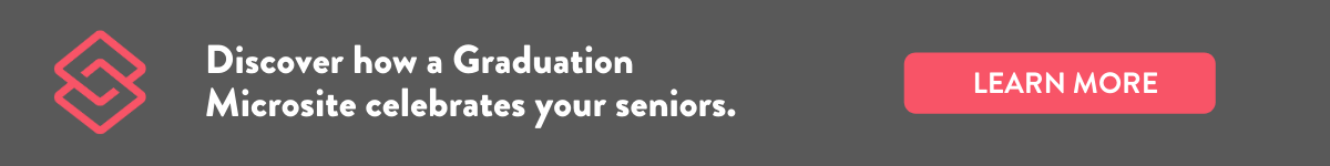 Discover how Finalsite can Celebrate seniors by adding a Graduation Microsite to your Digital Campus