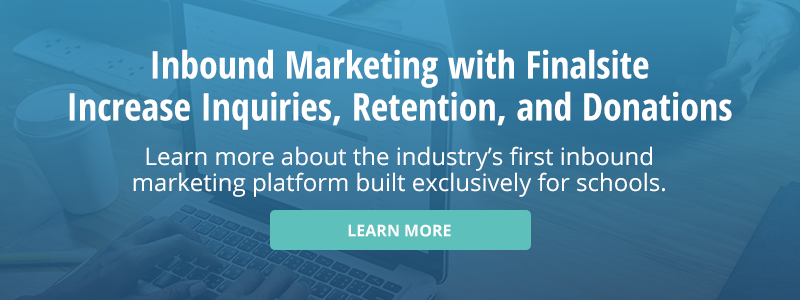 inbound marketing website blog footer call to action
