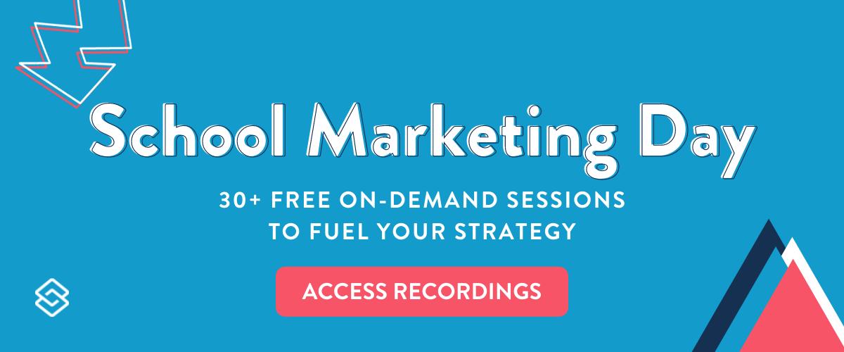 School Marketing Day 2021