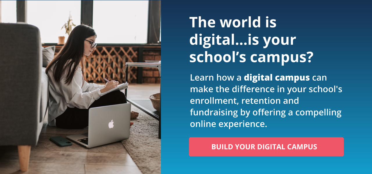 Click here to learn how you can build your digital campus