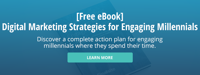 Free eBook: Digital Marketing Strategies for Engaging Millennials