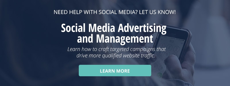 click here to learn more about social media advertising and management