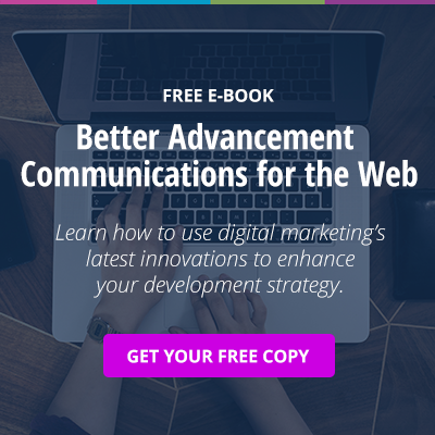 Free eBook: Better Advancement Communications for the Web