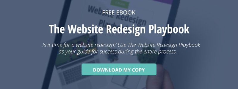 the website redesign playbook