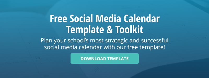 Download Your Copy - Social Media Calendar Template / Toolkit