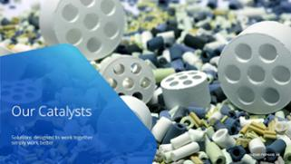 See the overview of our catalysts