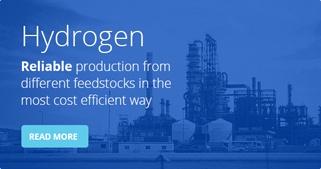 Haldor Topsoe hydrogen process offering