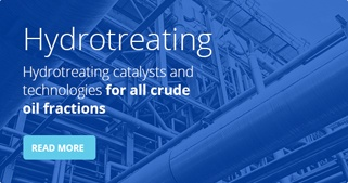 Haldor Topsoe hydrotreating process offering