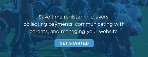 football-website-builder
