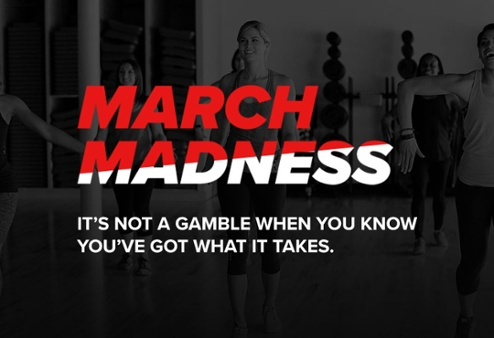 Healthworks Fitness March Madness