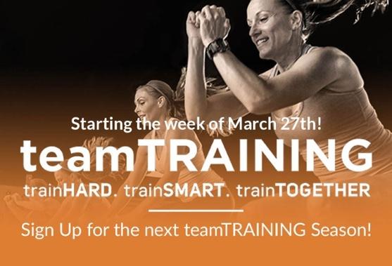 teamTraining season 8