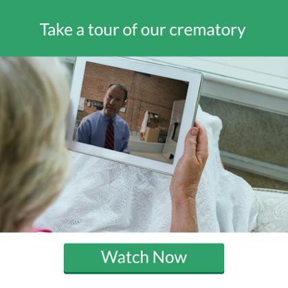 crematory tour video