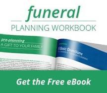 funeral planning workbook