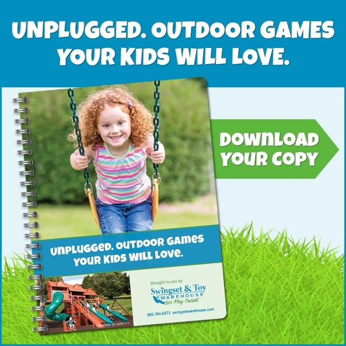 The Busy Parent's Guide To Outdoor Games & Play
