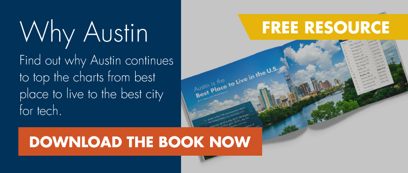 Why Austin - download the free book