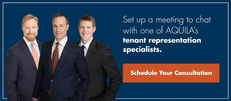 Request a Consultation - AQUILA Tenant Rep