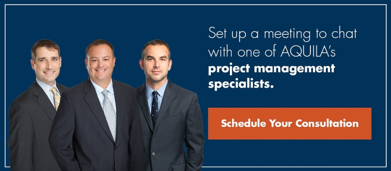 Request a Consultation - AQUILA Project Management