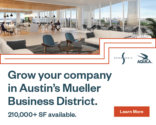 Looking for office space in Mueller? Check out Mueller Business District.