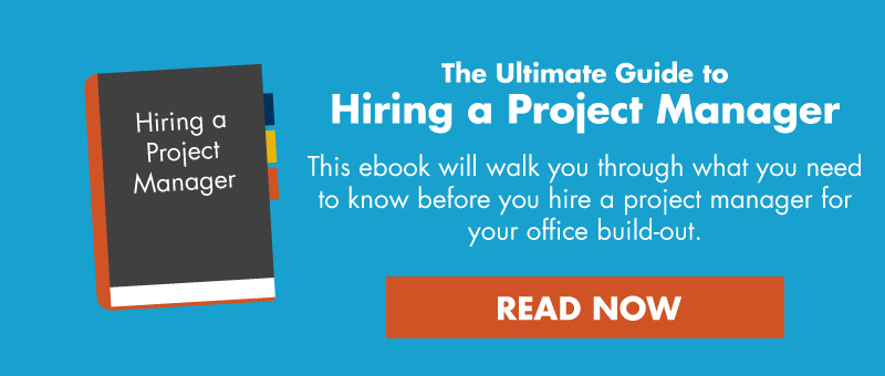 Ultimate Guide to Hiring a Project Manager for Your Office Build-Out