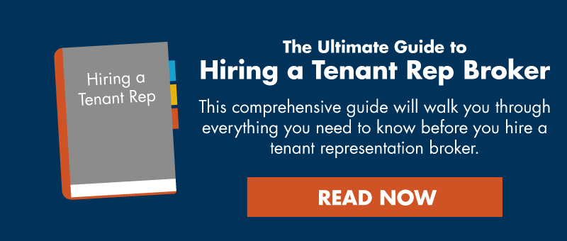 ultimate guide to hiring a tenant rep broker cta