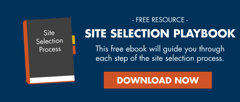Free Resource: Site Selection Playbook
