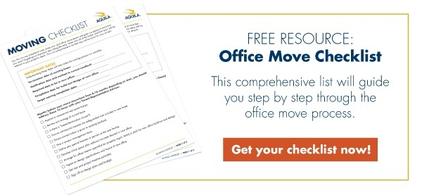 Download our free office move checklist