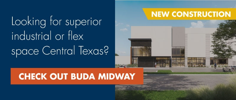 Buda Midway - Industrial Space in Austin Texas