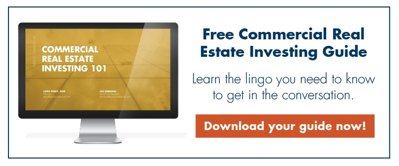 Download your Free Commercial Real Estate Investing Guide
