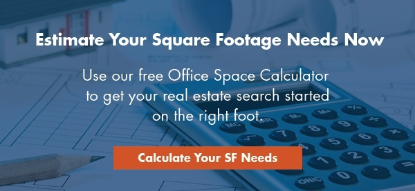 Use our free Office Space Calculator