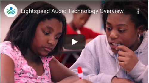 Lightspeed Audio Technology Overview Video Image