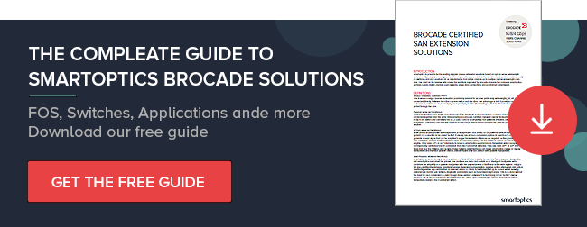 Smartoptics Brocade alliance