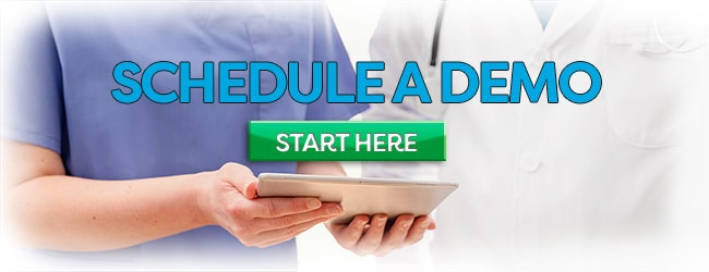 schedule a demo with insync healthcare solutions