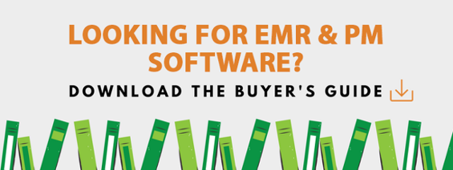 Get The EMR Software Buyers Guide