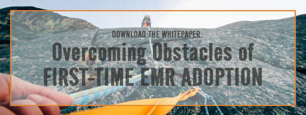 Overcoming Obstacles of First-time EMR Adoption