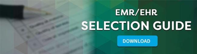 emr or ehr free selection guide download